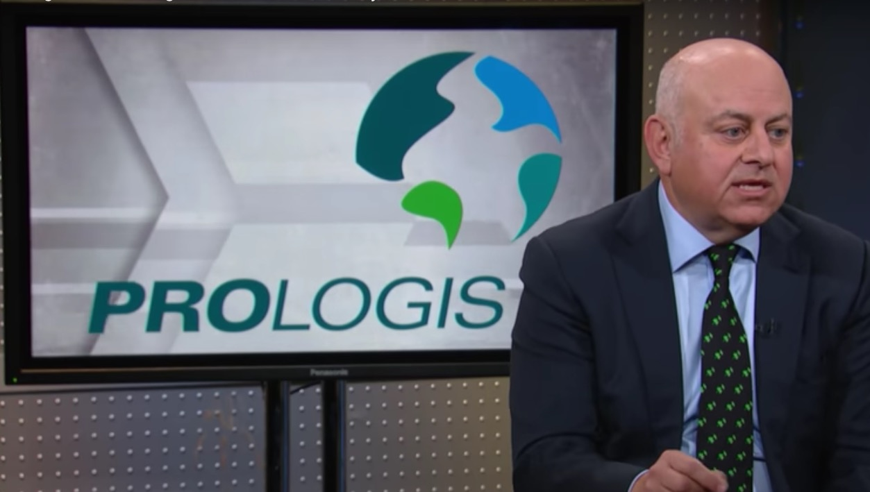 Prologis CEO Hamid R. Moghadam talks urban development on CNBC's Mad Money