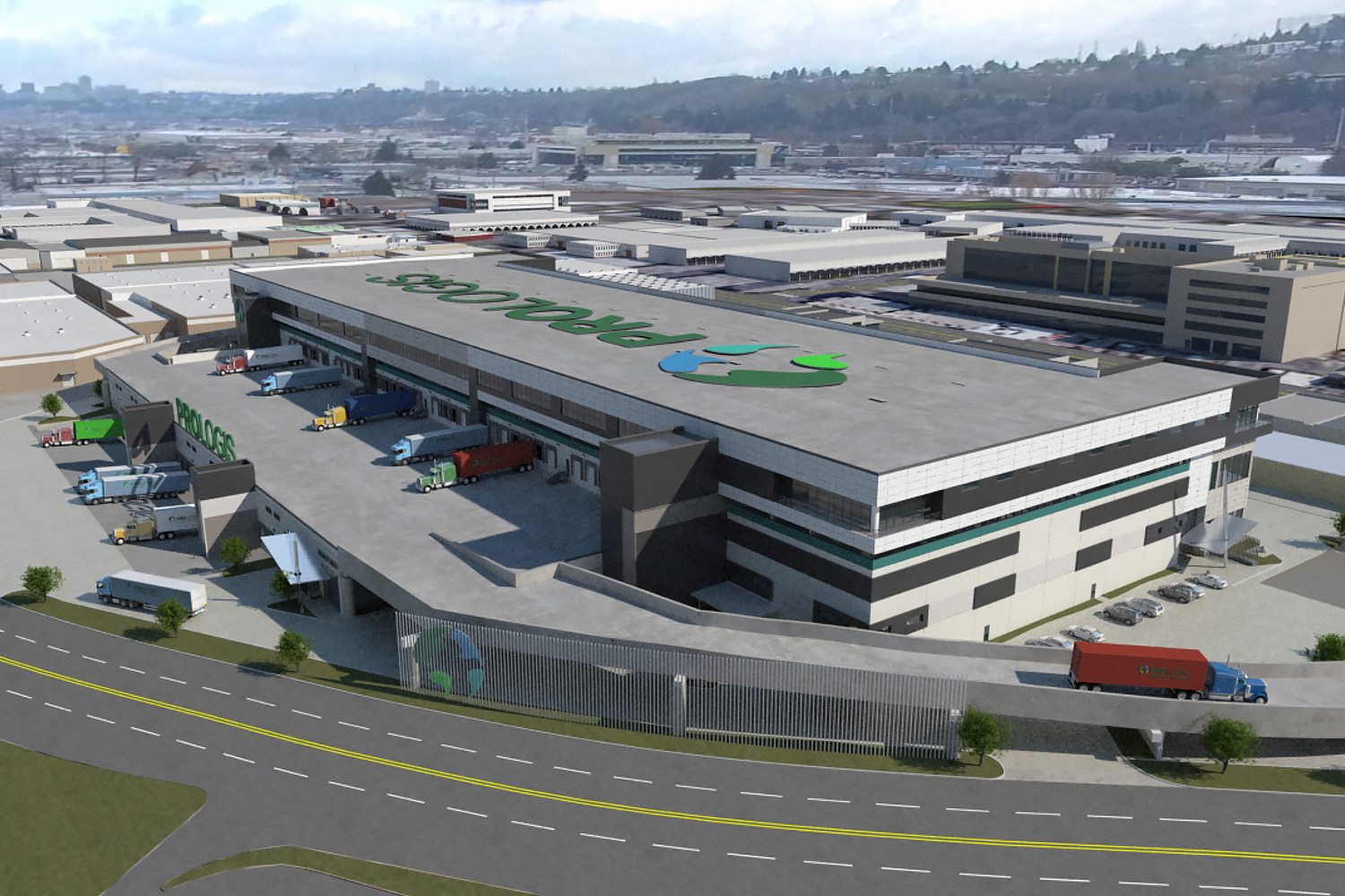 Construction starts on unusual Seattle warehouse project called Georgetown Crossroads
